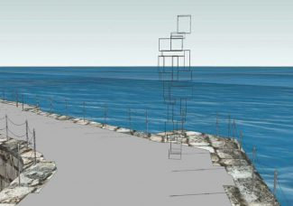 Sculpture by Antony Gormley will soon be installed in Plymouth as part of £46m cultural centre debut