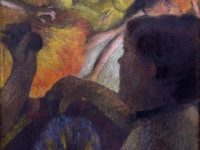 """Degas at the Opera"""
