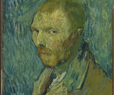 Unusual 1889 portrait of Van Gogh found to be a self-portrait