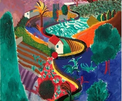 David Hockney va-t-il encore battre des records ?