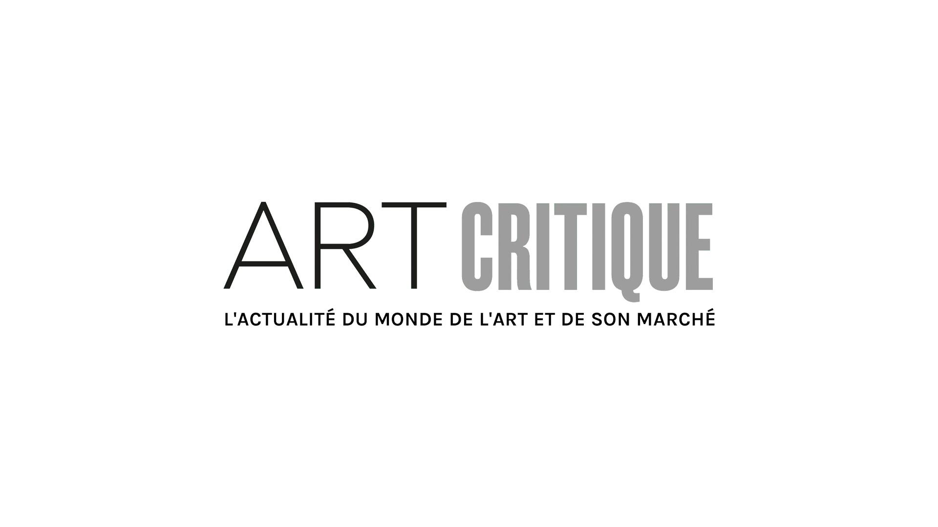 Une installation d'Ayzit Bostan au musée Galliera
