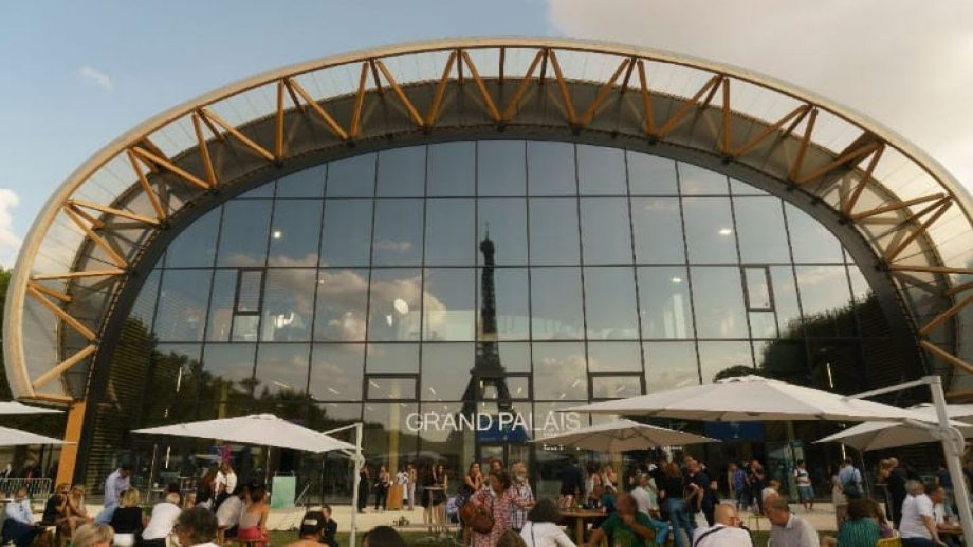 Record de fréquentation pour Art Paris 2021
